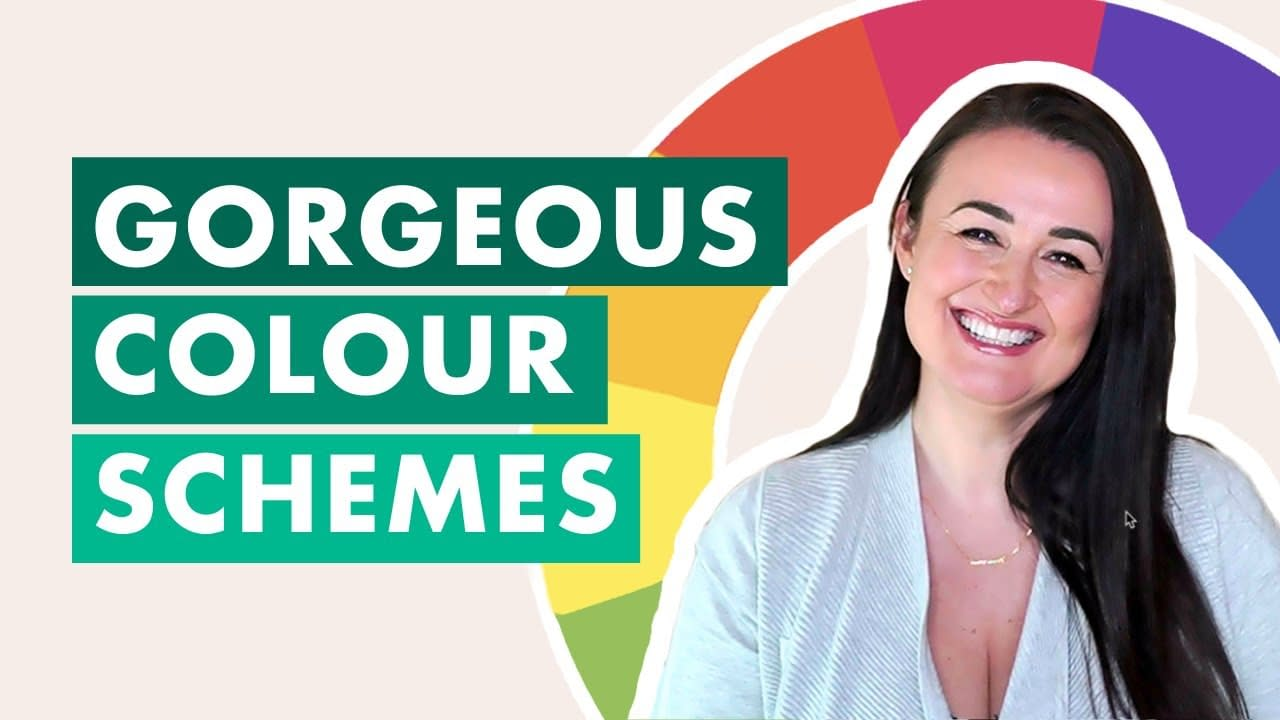 How to create gorgeous colour schemes