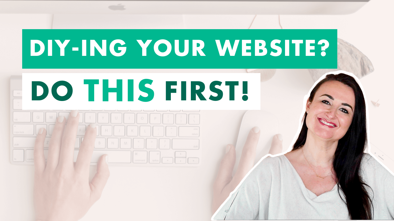 Do these 6 things before DIY-ing your website