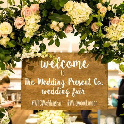 Wedding Fair Welcome