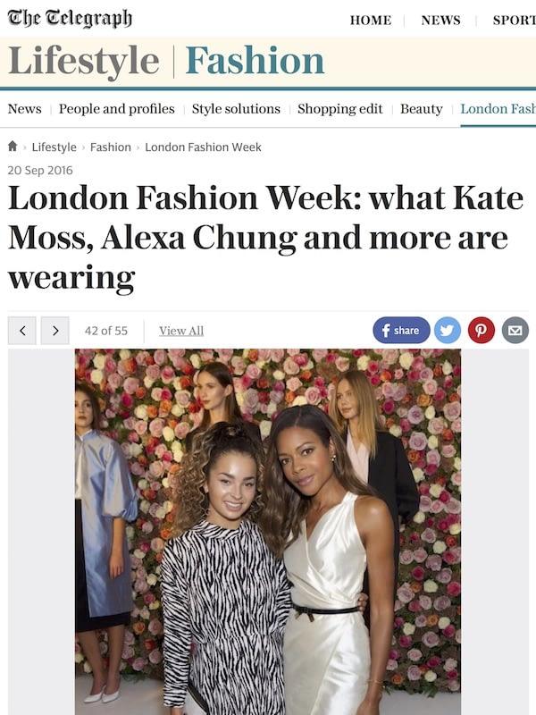 The Telegraph - 20 September 2016