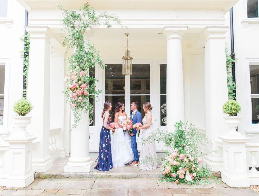 Wedding Photoshoot at Penton Park